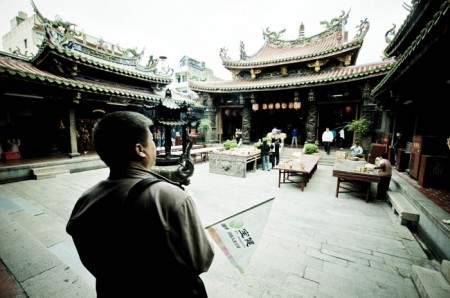 the Matsu temple, Lukang