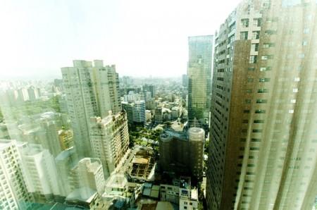 23th floor _ Splendor hotel _ taichung